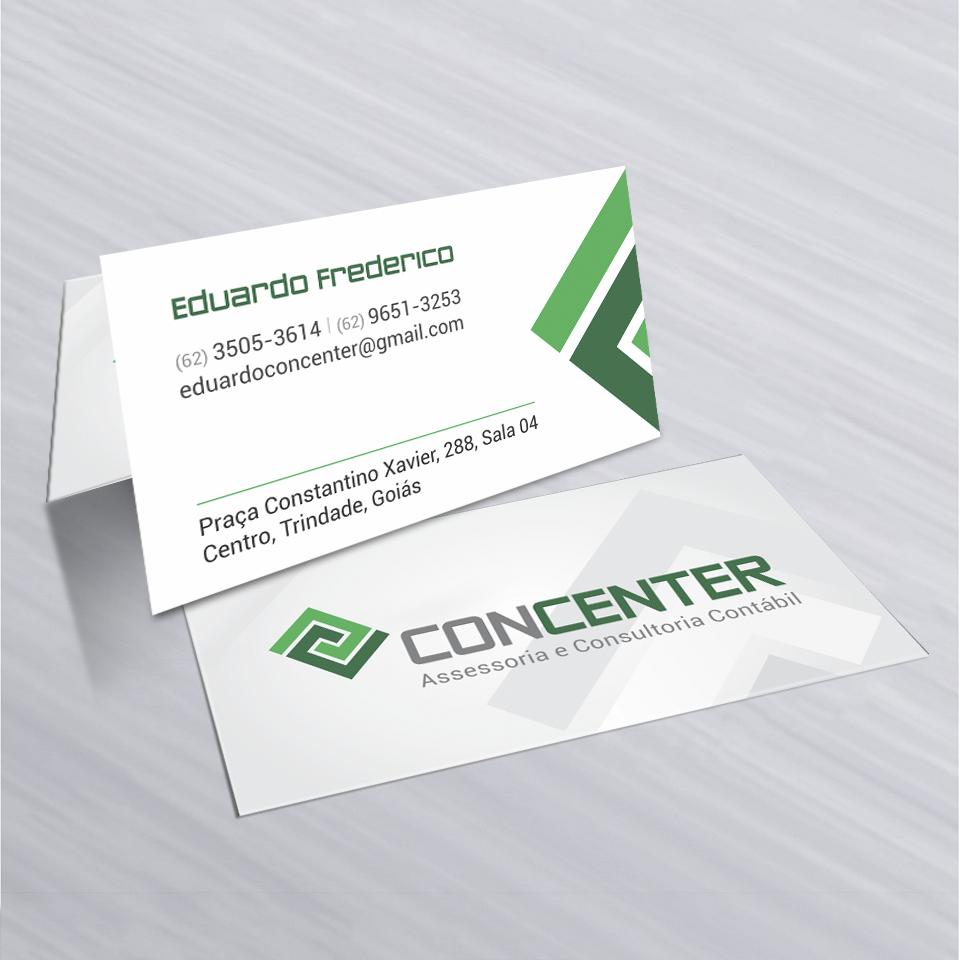 Concenter - Cartão