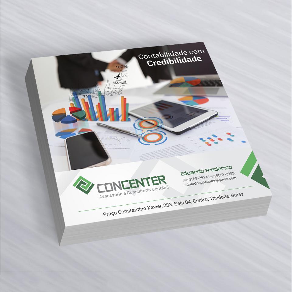 Concenter - Flyer