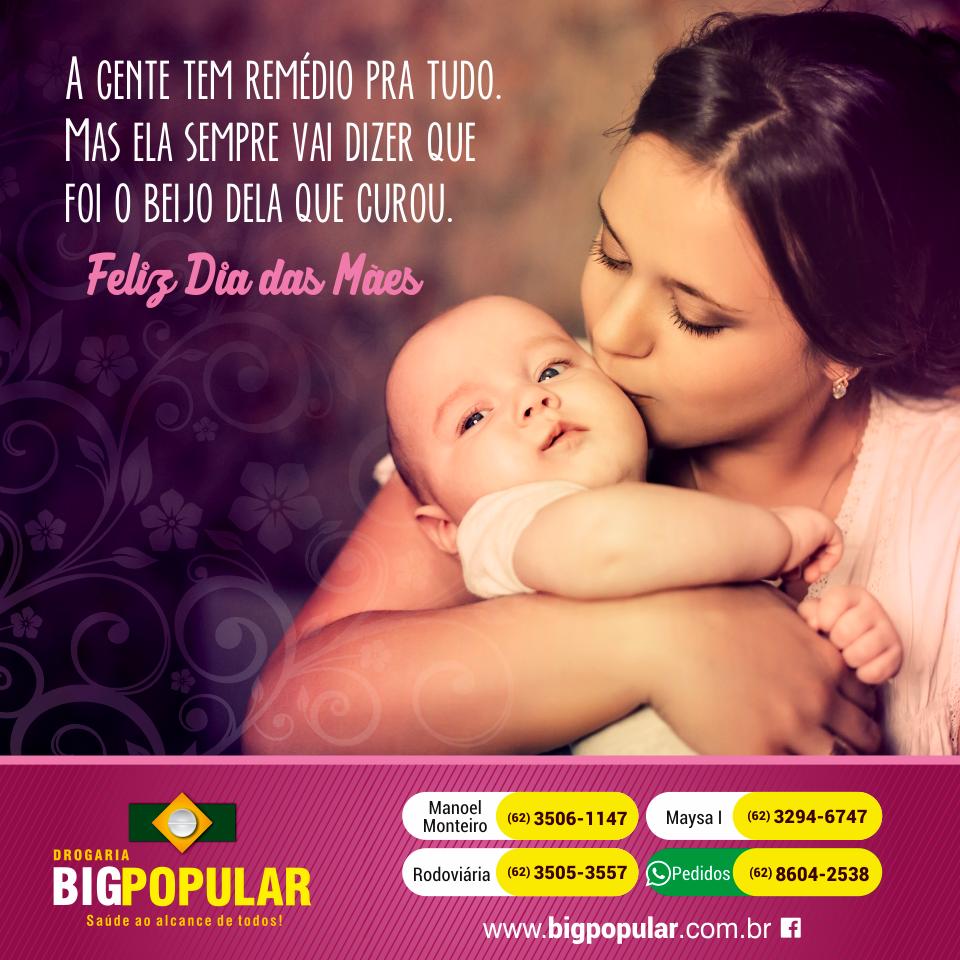 Dia das Mães - Big Popular #1