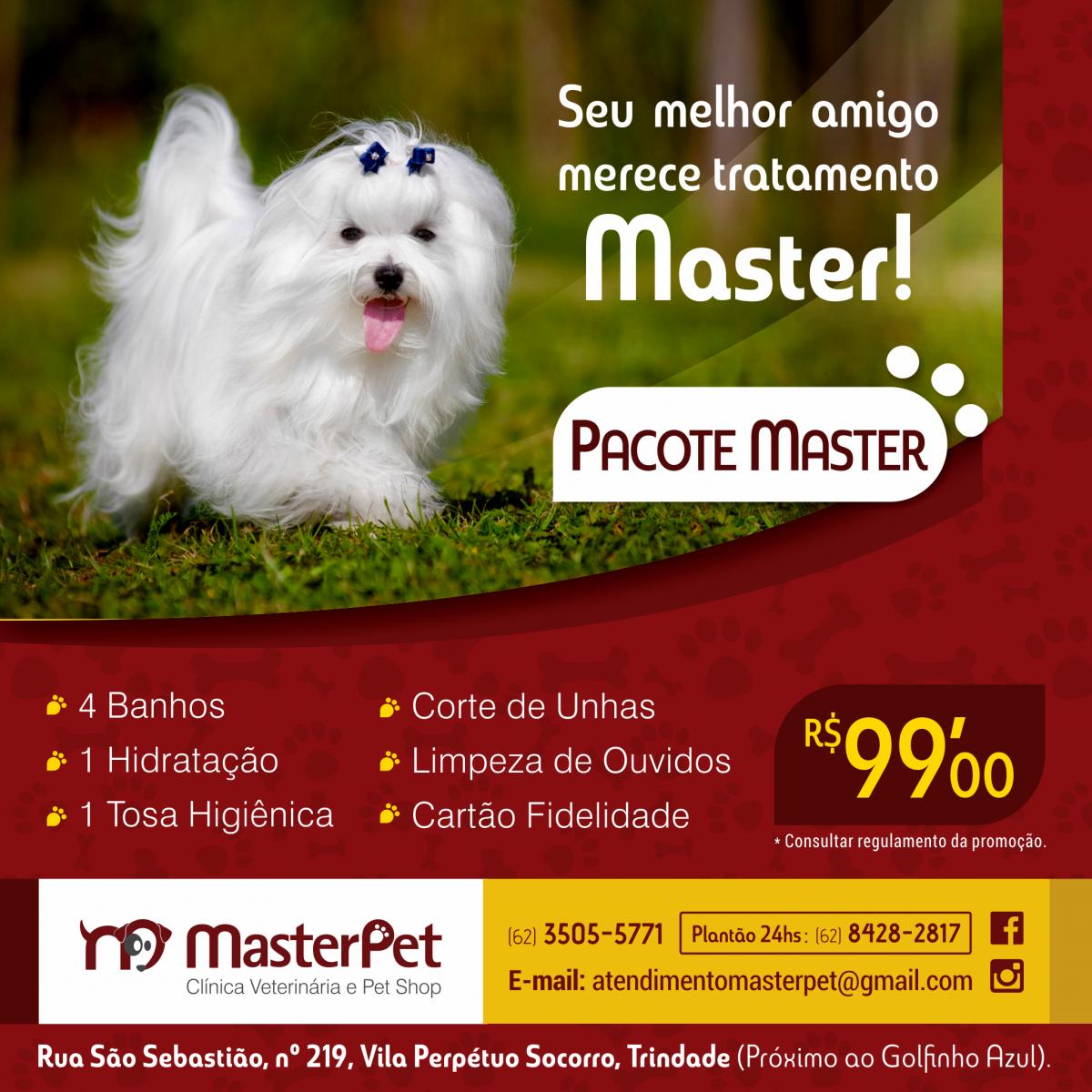 Pacote Master