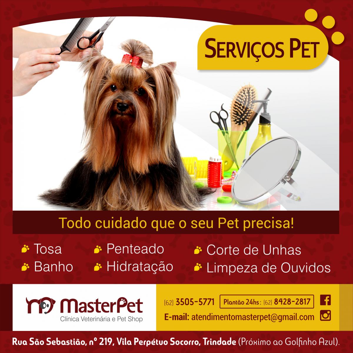Serviços Pet